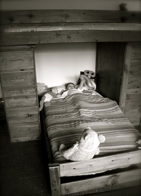 Big boy bunk beds