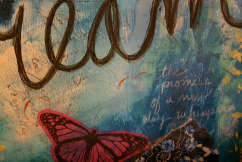 Dream painting detail1
